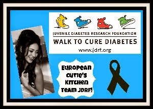 Support Jdrf click below!