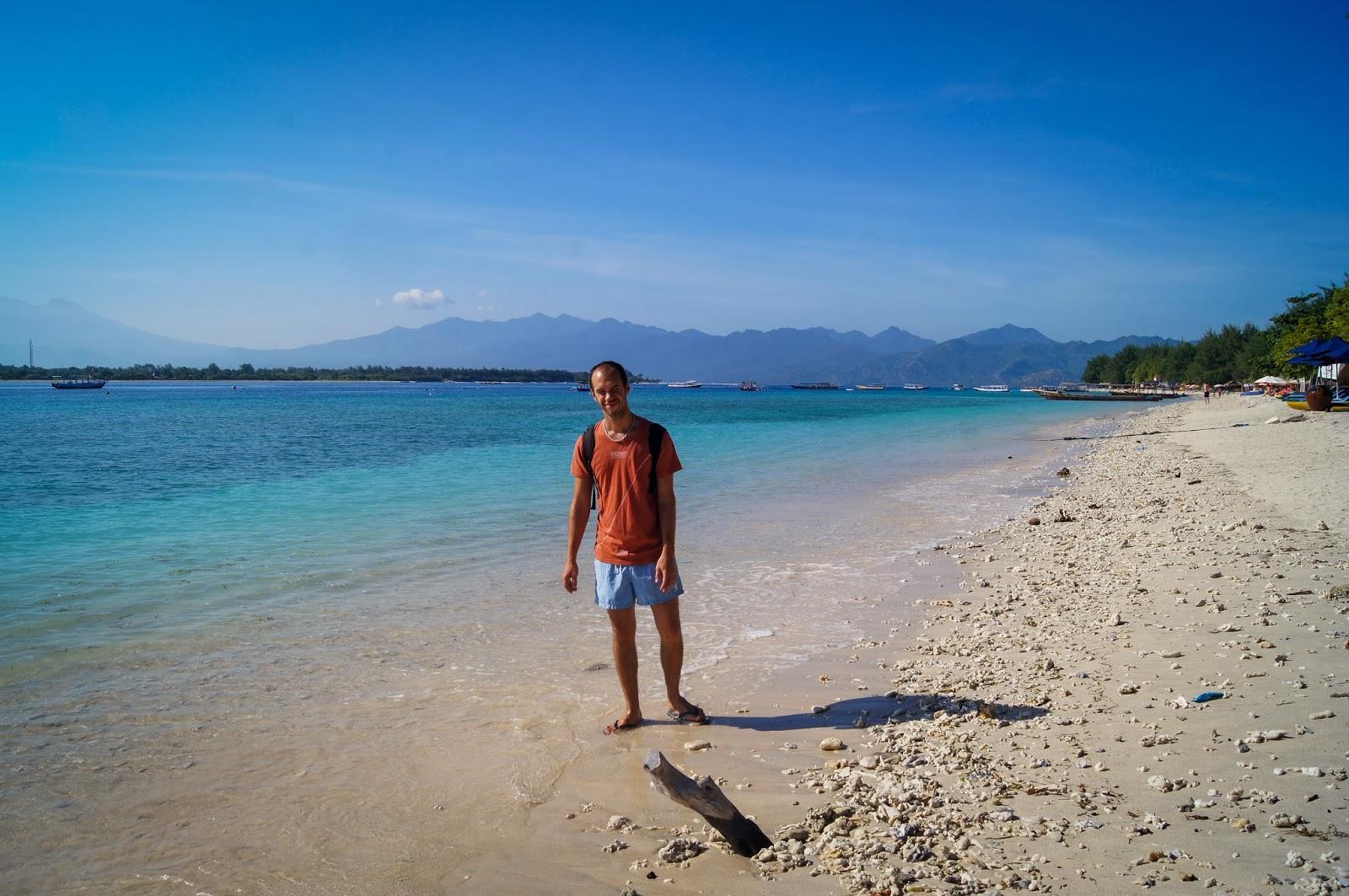 Playa de Gili Trawangan