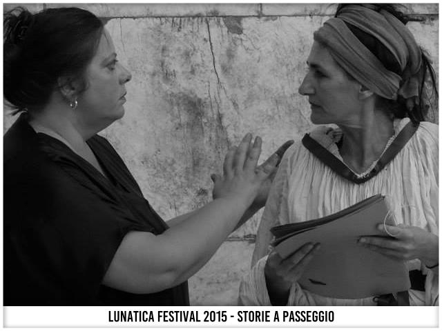 Lunatica Festival 015 - Storie a Passeggio - Filanda di Forno