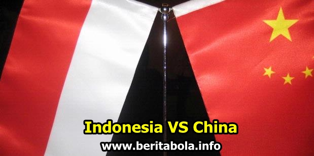 Timnas Indonesia VS China Pra Piala Asia 15 Oktober 2013