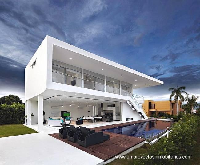 El blog de inmobiliaria cantabria las casas modernas y el for Estilos de arquitectura contemporanea