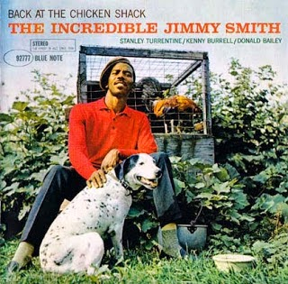 How Chicken Shack got their band name - Jimmy Smith - Back at the chicken shack