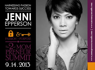 Jenni Epperson 2nd Mompreneur Summit