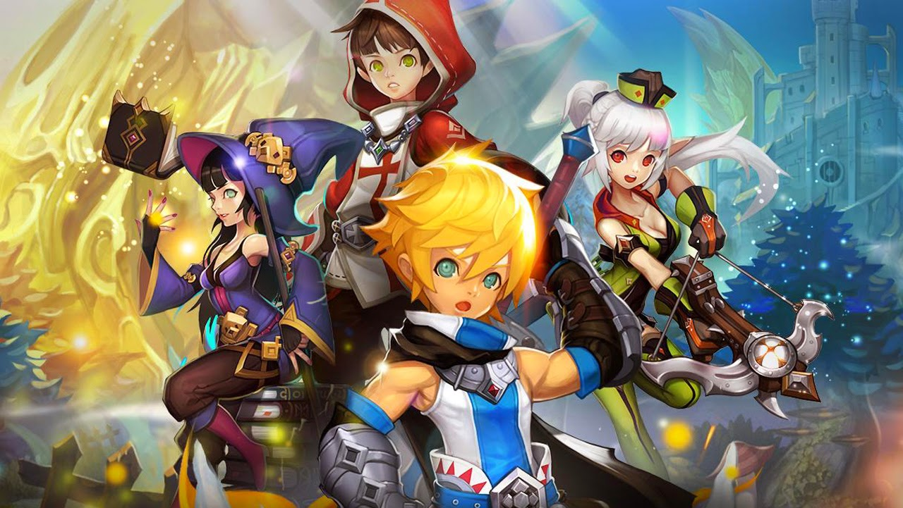 Dragon Nest Labyrinth Gameplay #1 IOS / Android