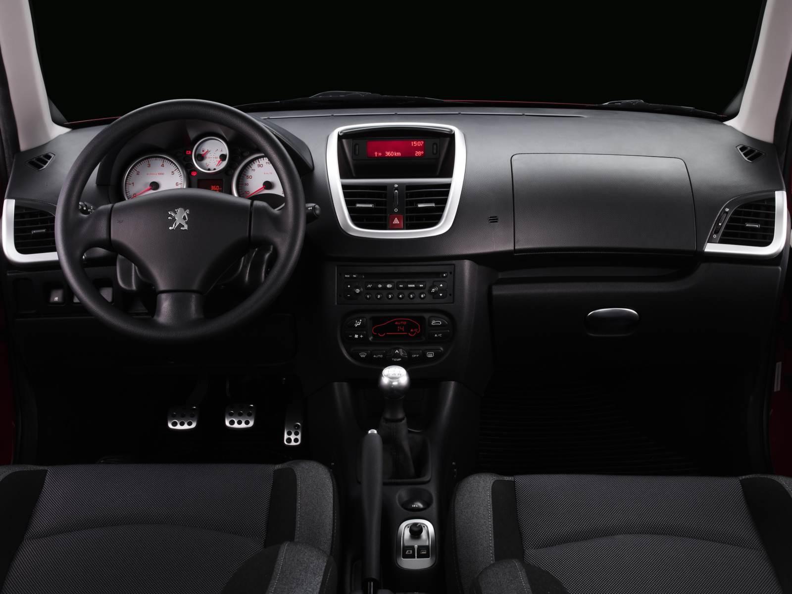Peugeot 207 sw tem produ o encerrada enquanto hoggar for Peugeot 207 interior