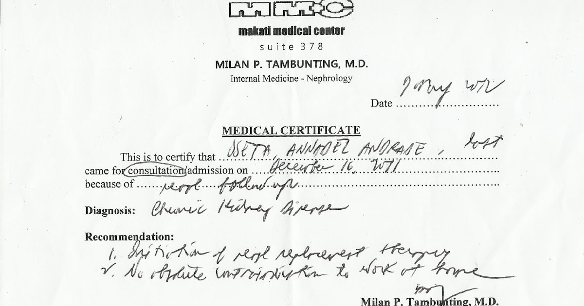 no centrelink medical certificate pdf