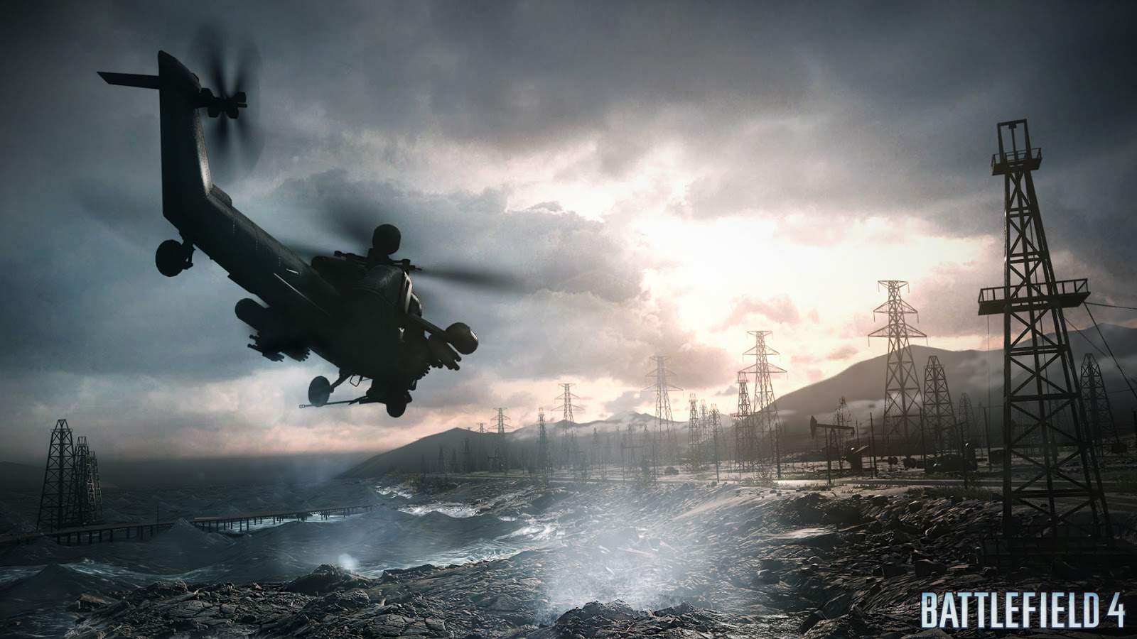 battlefield 4 wallpaper screenshots game hd desktop