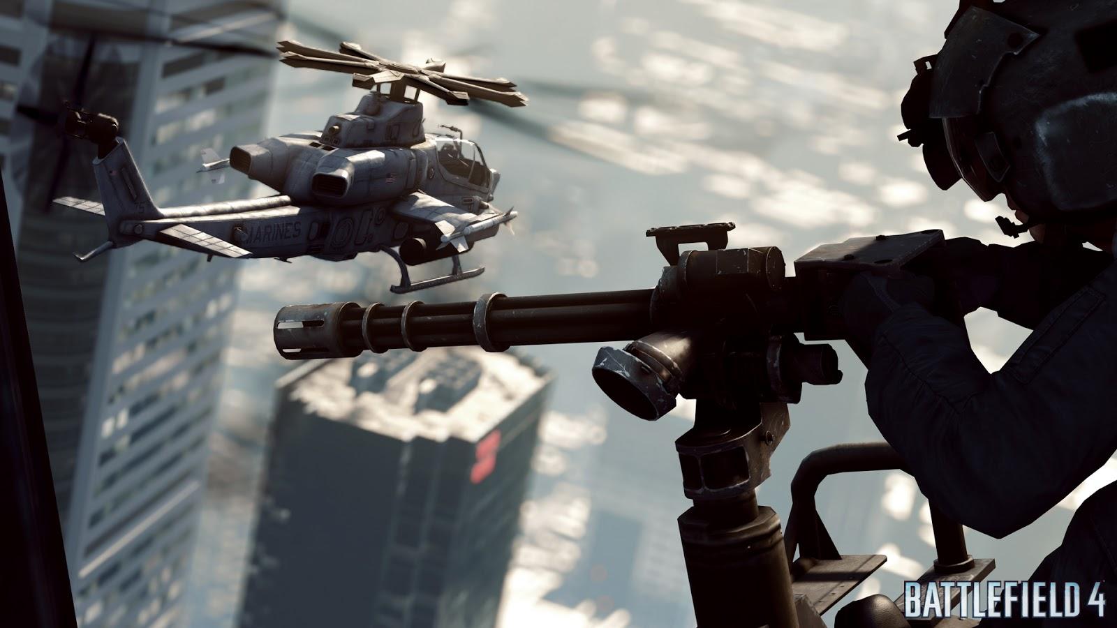 Battlefield 4 Siege of Shanghai HD desktop wallpaper High  - battlefield 4 siege of shanghai wallpapers