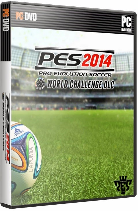 PESWC Download   Jogo Pro Evolution Soccer 2014 World Challenge SKIDROW PC (2014)