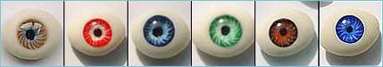 глаза для кукол своими руками