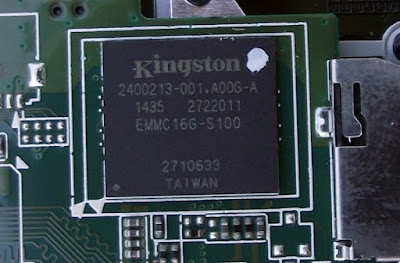 Positivo duo ZX3020 memória Flash