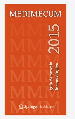 Día del Libro: Medimecum 2015. Guía de terapia farmacologica.