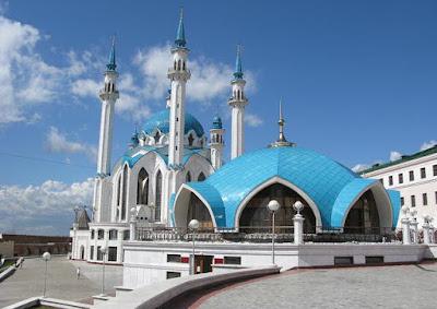 Las mesquitas más hermosas del mundo