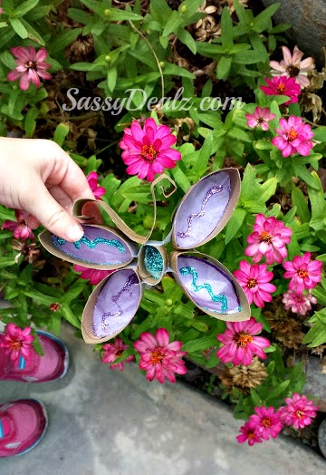 Diy butterfly toilet paper roll craft for kids crafty morning toilet paper roll craft for kids making a butterfly mightylinksfo Choice Image