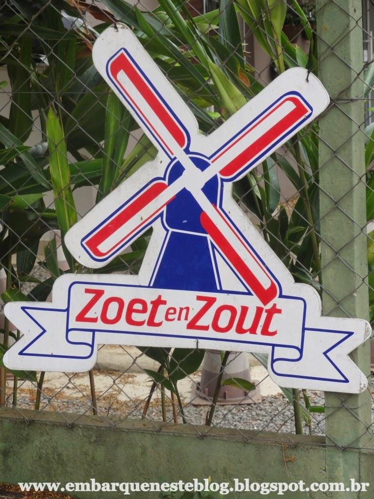 Confeitraia Zoet en Zout em Holambra