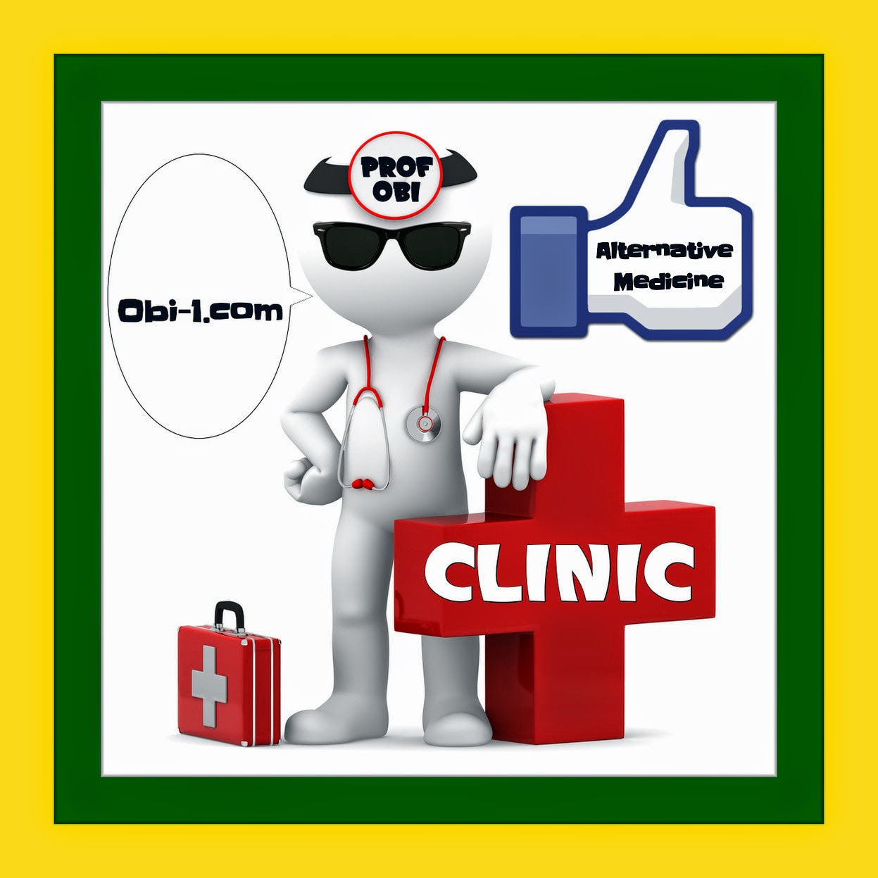Professor Dr Joseph Obi - Online Wellness Clinic