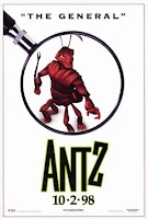 Download Antz (1998) HDDVD 720p 500MB Ganool
