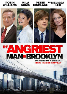 Ver: The Angriest Man In Brooklyn (2014)