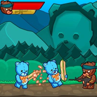 Jogar Teddy Bear Picnic FLASH GAME