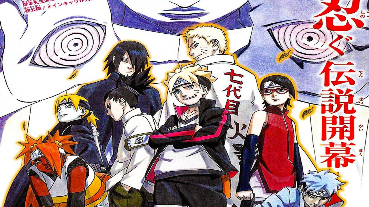 Watch Boruto Naruto The Movie 2015 CAM Full Sub