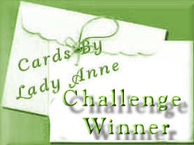 LADY ANNE'S STAMP CHALLENGE