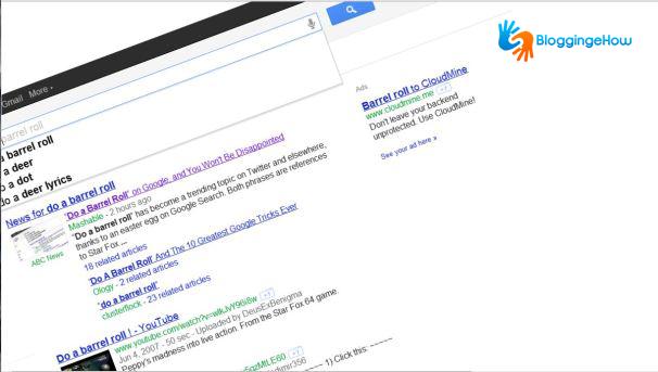 Google's Barrel Role
