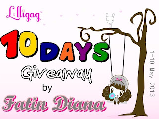 http://www.fatindiana.com/2013/05/10-days-giveaway-by-fatin-diana.html