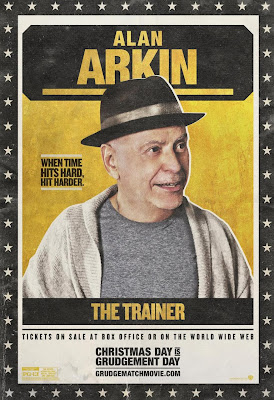 Alan Arkin Grudge Match