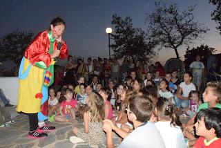 Γέμισε παιδικά χαμόγελα η πλατεία Άνοιξης στο Πανόραμα