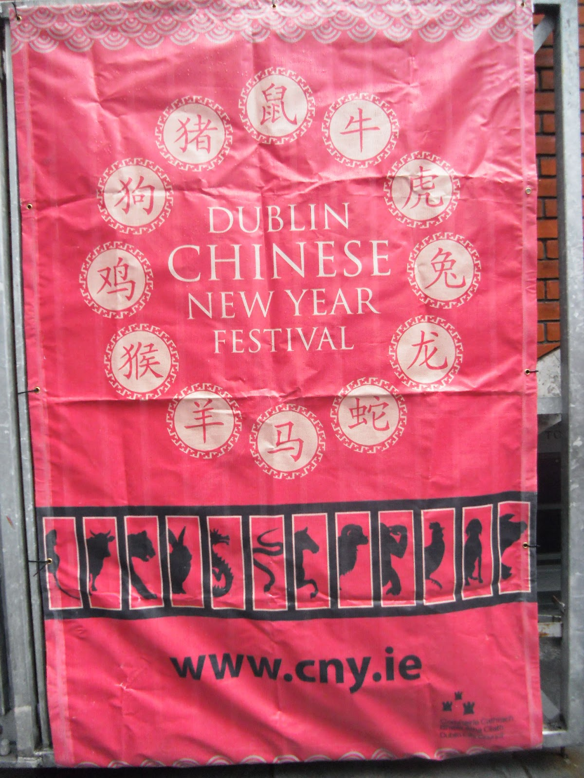 Irene in Irland: Chinese New Year Festival