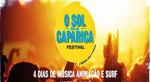 Festival Sol da Caparica 2014