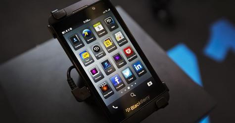 Blackberry pilih Indonesia sebagai pengguna BBM Money Pertama