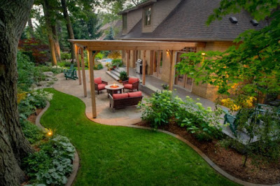 Amazing Landscape Outdoor Designs