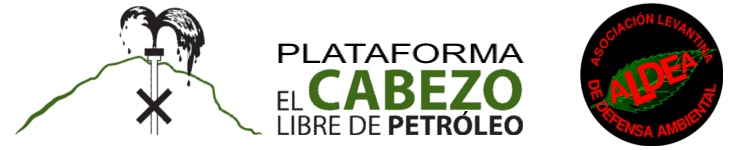 "PLATAFORMA ""EL CABEZO LIBRE DE PETRÓLEO"""