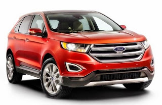 2015 Ford Edge AWD SEL Plus Review