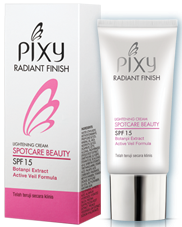 PIXY RADIANT FINISH SPOT CARE BEAUTY
