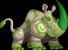 imagen de rarawr de monster legends