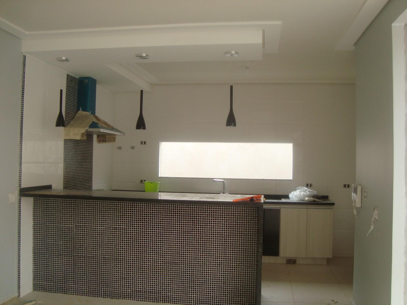 Construindo nosso Lar: Cozinha em U armários #797252 1600 1200