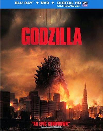 Godzilla (2014) BluRay 720p BRRip 900MB
