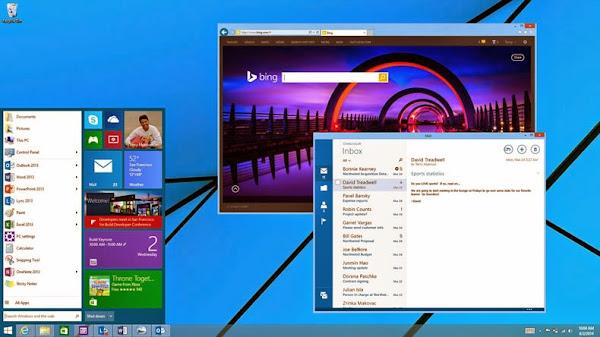 Windows 8.2 screenshot