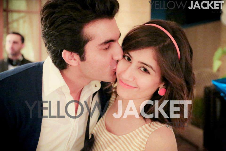 some pictures of syra yousaf and behroz sabzwari before their wedding