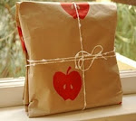 DIY - sweet gift wrap