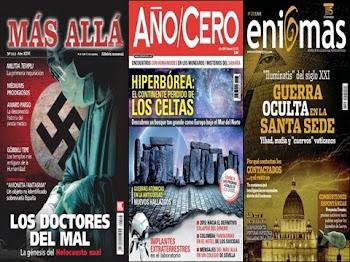 Descarga paquete de 3 revistas de marzo 2015