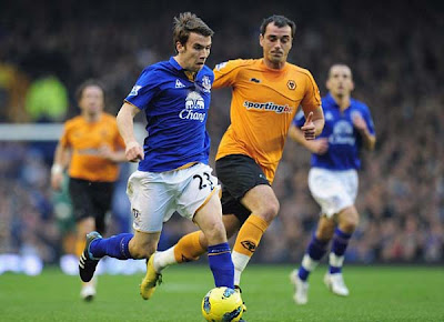 Everton 2 - 1 Wolverhampton Wanderers (1)