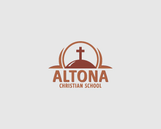 Altona Christian School Logo