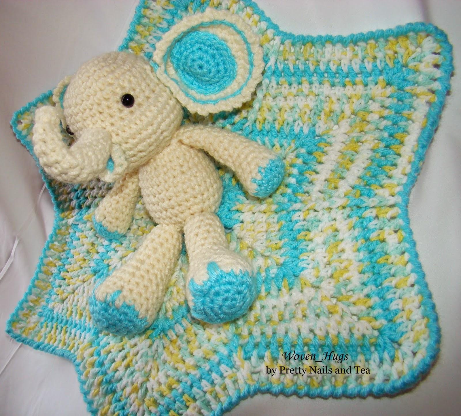 ... : Baby Halik - Star Baby Blankie 2: No Ruffles Free Crochet Pattern