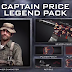 Call of Duty : Ghosts Customization Items Captain Price Trailer