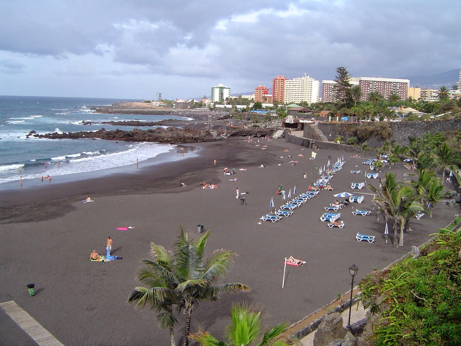 5 experiencias imprescindibles en tenerife top viajar - Playa puerto de la cruz tenerife ...