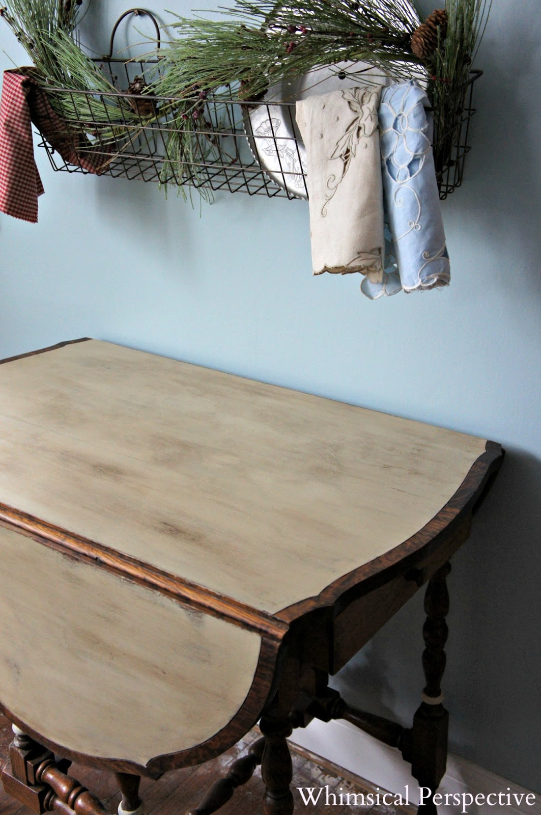 Whimsical Perspective: Meet Country Grey - Annie Sloan Chalk Paint ...