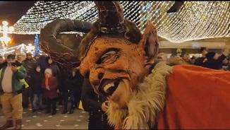 Tony Berbece 🔴 Festivalul dracilor în Timișoara...